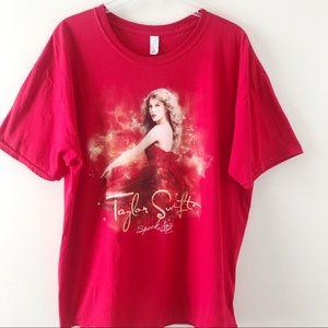 Taylor Swift Concert T-shirt